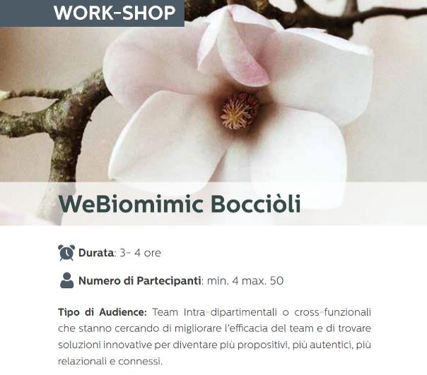 WeBiomimic Boccioli