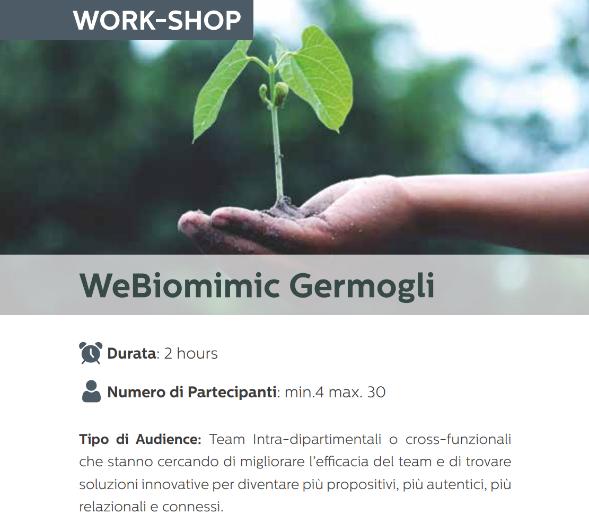 WeBiomimic Germogli