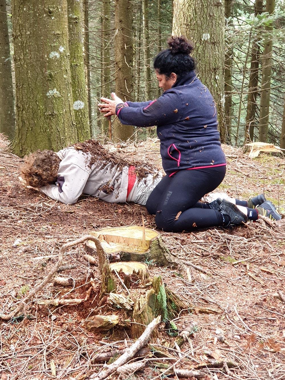 Shinrin Yoku e Nature Coaching – Silvia Mirandola